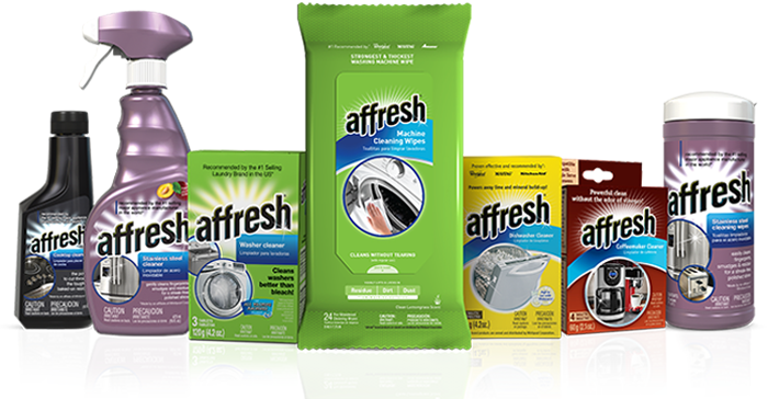 Affresh Cleaners - Full Lineup