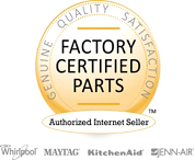 Whirlpool Factory Certified Parts - Authorized Distributor