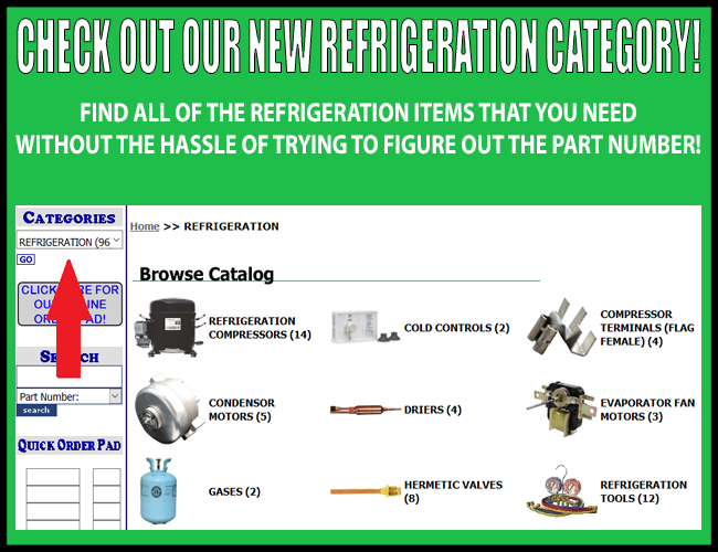 Refrigeration Category