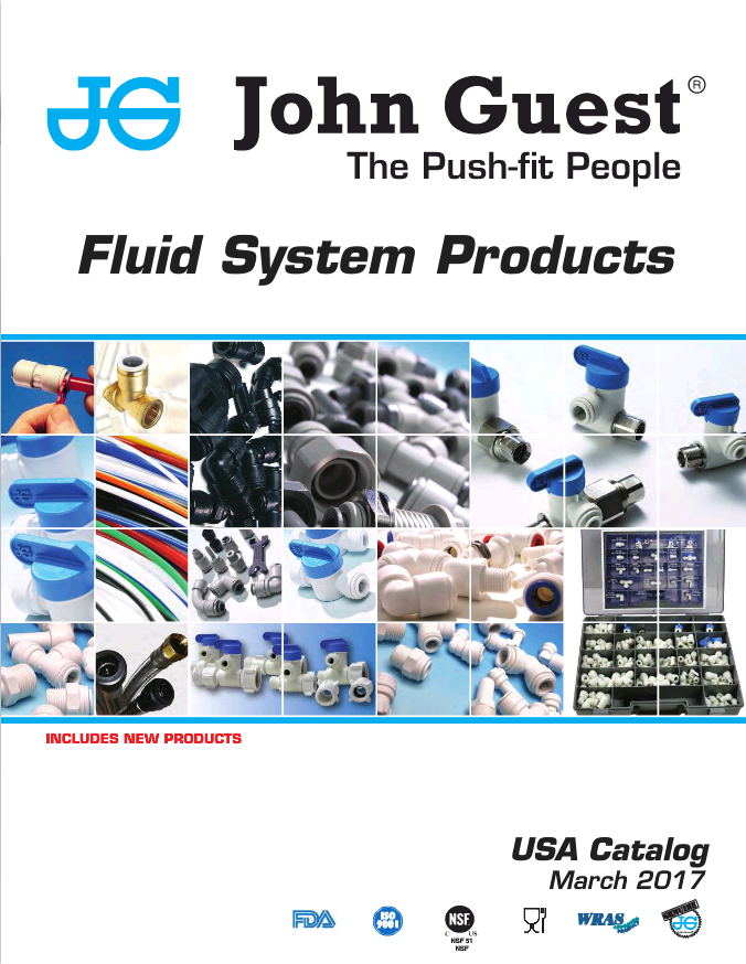 John Guest USA Fluid System Products
